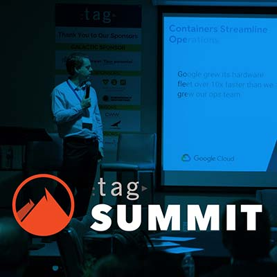 View information about the TAG Summit held at Whatcom Community College