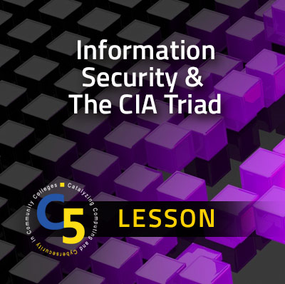 Information Security & The CIA Triad