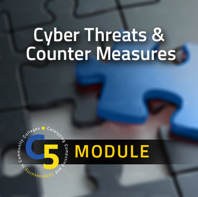 Curriculum Module: Cyber Threats and Countermeasures