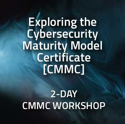 CMMC 2-day Workshop graphic