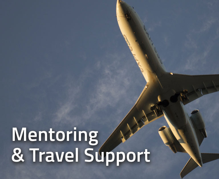 Mentoring & Travel Support